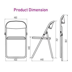 Cosmo 541 / 542 Dimension