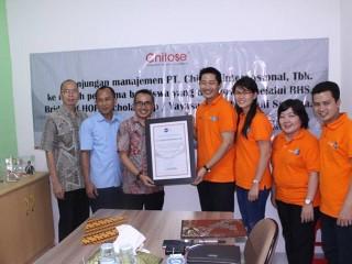 Kegiatan CSR Kepada Yayasan Kasih Peduli Sesama