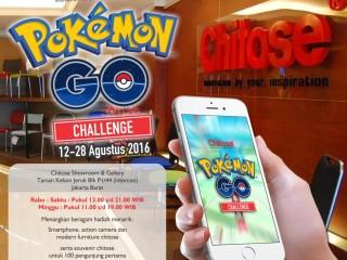 Pokemon Go Challenge