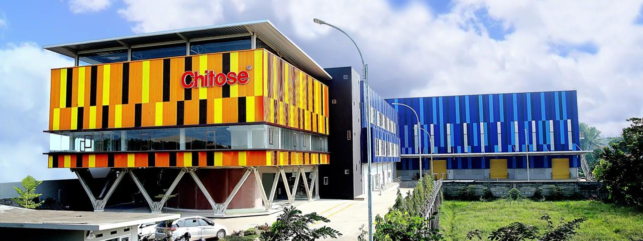 New Showroom & Marketing Office
